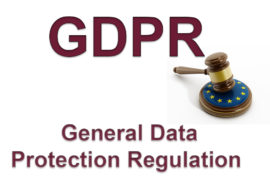 GDPR martillo UE
