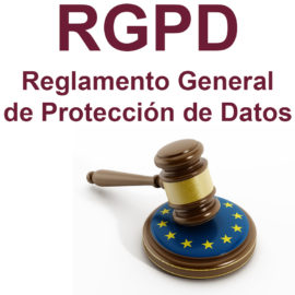 RGPD martillo UE