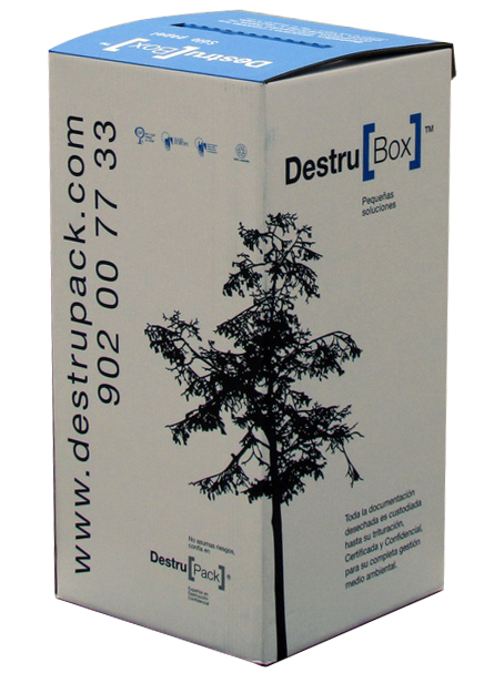 DestruBox de Destrupack
