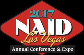 NAID Las Vegas 2017 logo